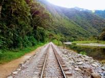 Caminho Aguas Calientes - Hidroeléctrica