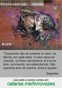 Conto de Vozes de T. K. Pereira