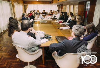 Instituto de Cultura Notarial: Inicio de Actividades