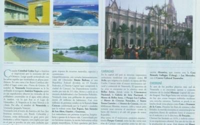 Revista Zona de obras N 50 Turismo Venezuela 2