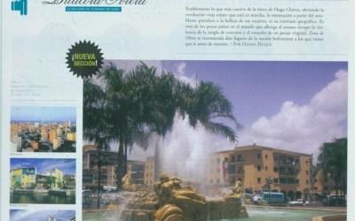 Revista Zona de obras N 50-Turismo Venezuela