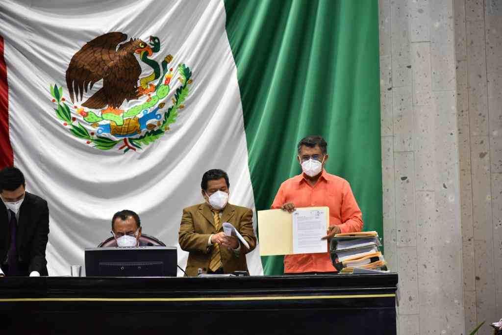 PROPONE DIPUTADO REFORMAS A LEY ORGÁNICA DEL PODER JUDICIAL