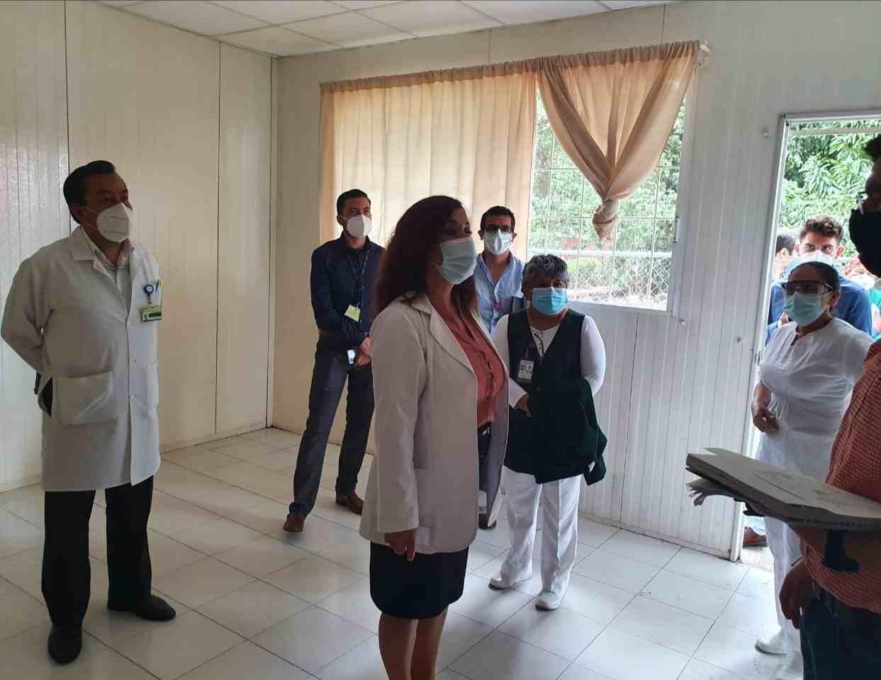 ADECUARÁ IMSS ÁREA DE HEMODIÁLISIS EN HOSPITAL DE TIERRA BLANCA
