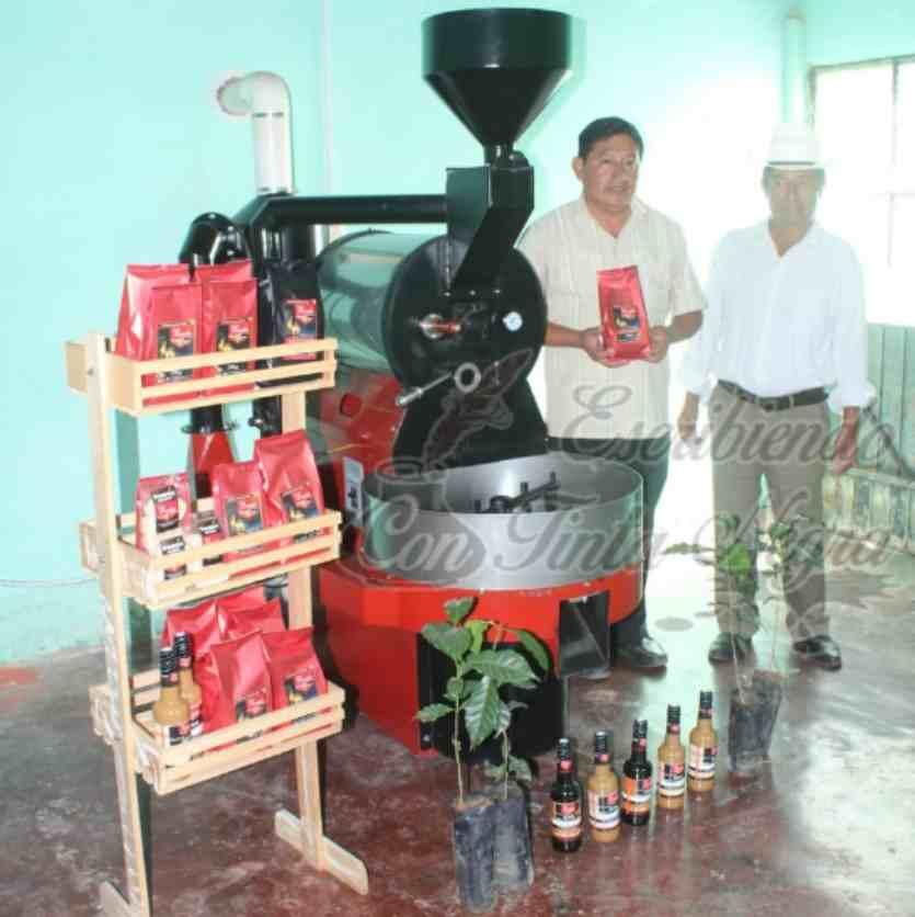 CAFÉ OVANDO DE CHOCAMÁN CUMPLE PRIMER ANIVERSARIO