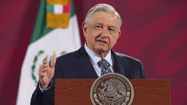 AMLO ANUNCIA LUTO NACIONAL DE TRES DÍAS POR MÁS DE 89 MIL MUERTOS POR COVID-19