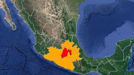 EMITEN ALERTA EN 9 ESTADOS DE MÉXICO POR ROBO DE FUENTE RADIACTIVA
