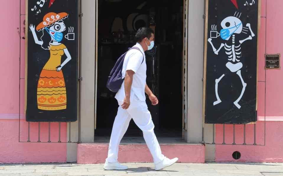 OPS DETECTA REPUNTE DE CASOS COVID-19 EN MÉXICO POR SEMANA SANTA