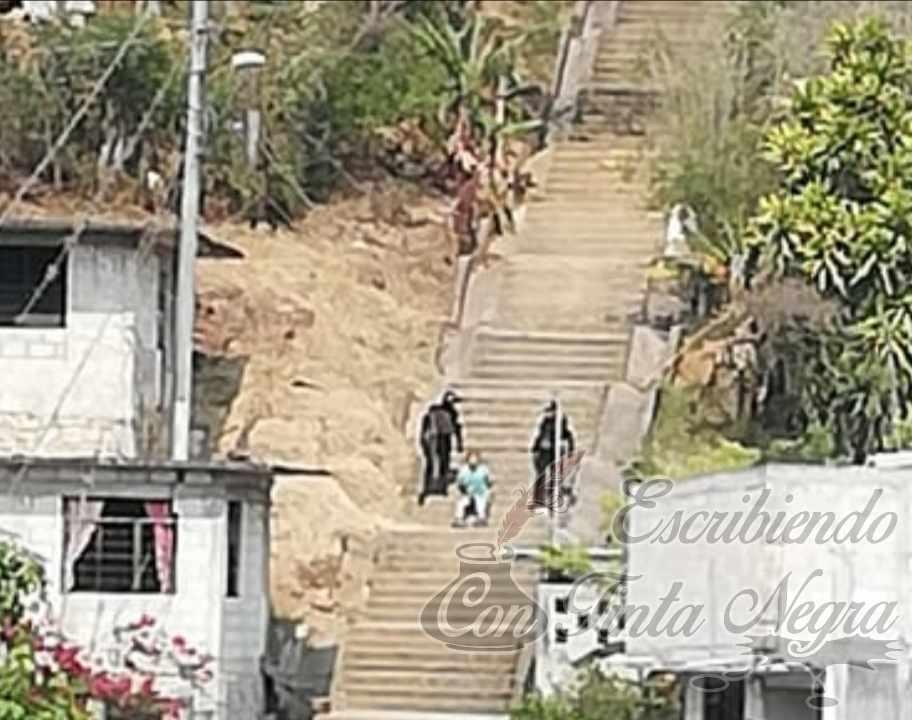 NARCO MENUDISTAS, LOS DETENIDOS EN LOS COLORINES