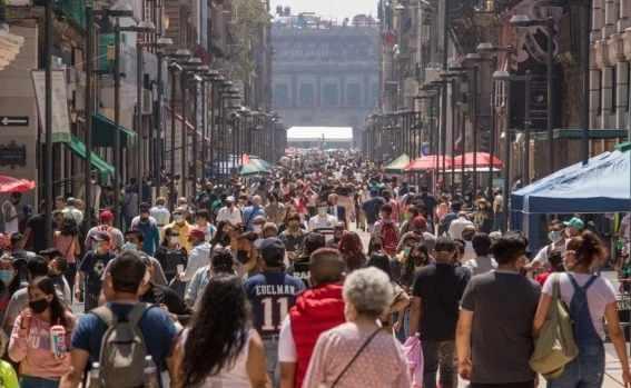 POR EXTRACCIÓN DE ACUÍFEROS SUBTERRÁNEOS, LA CDMX SE HUNDE 40 CENTÍMETROS POR AÑO