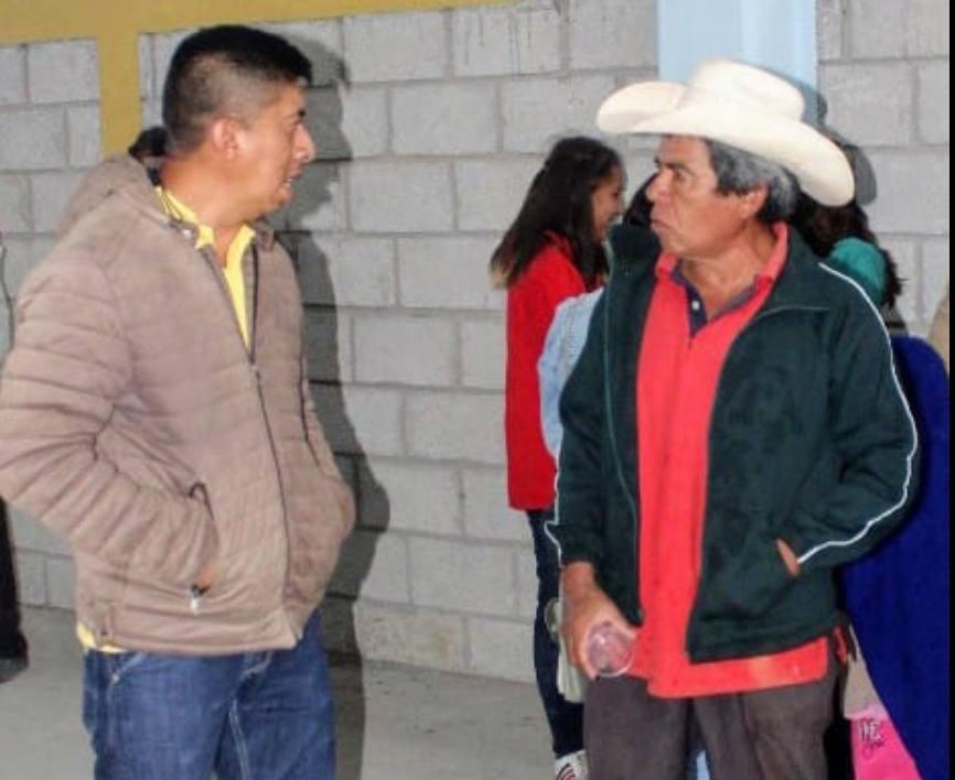 HABRÁ MEJORES CAMINOS EN ALPATLÁHUAC; LEONEL SÁNCHEZ REYES