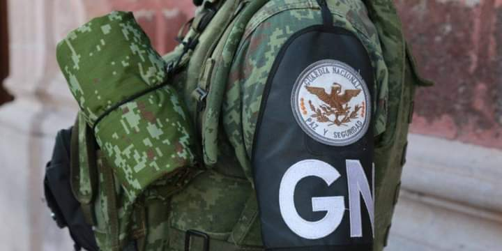 ELEMENTO DE GUARDIA NACIONAL ASESINÓ A JOVENCITA A PEDRADAS