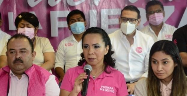 HUBO ELECCIÓN DE ESTADO; FUERZA POR MÉXICO
