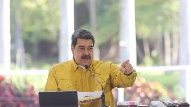 MADURO APOYA DESAPARICIÓN DE LA OEA