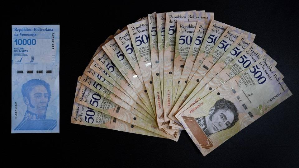 VENEZUELA PREVÉ ELIMINAR SEIS CEROS A SU MONEDA Y ANUNCIA NUEVOS BILLETES