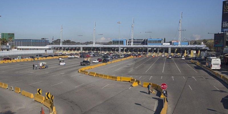 FRONTERA EE.UU.-MÉXICO SE MANTENDRÁ CERRADA DOS MESES MÁS