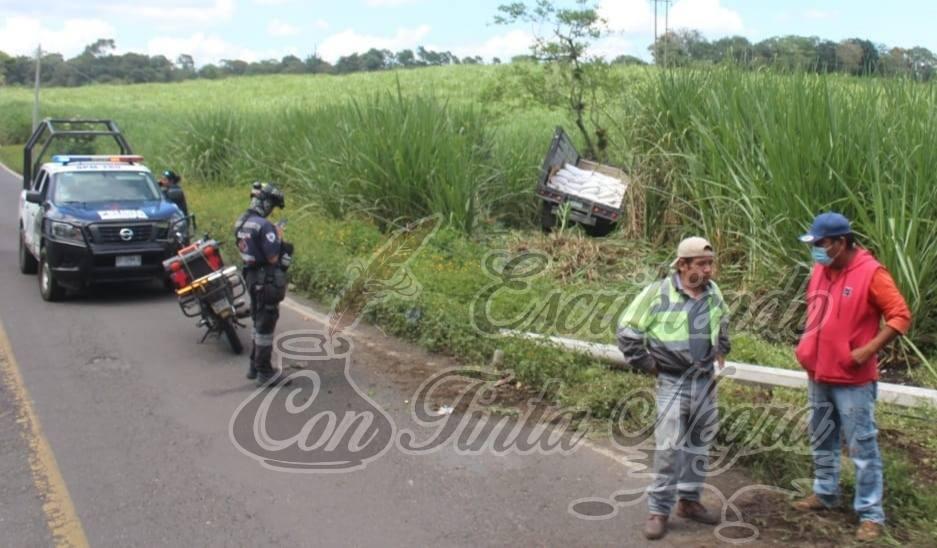 ACCIDENTE EN EL JONOTE
