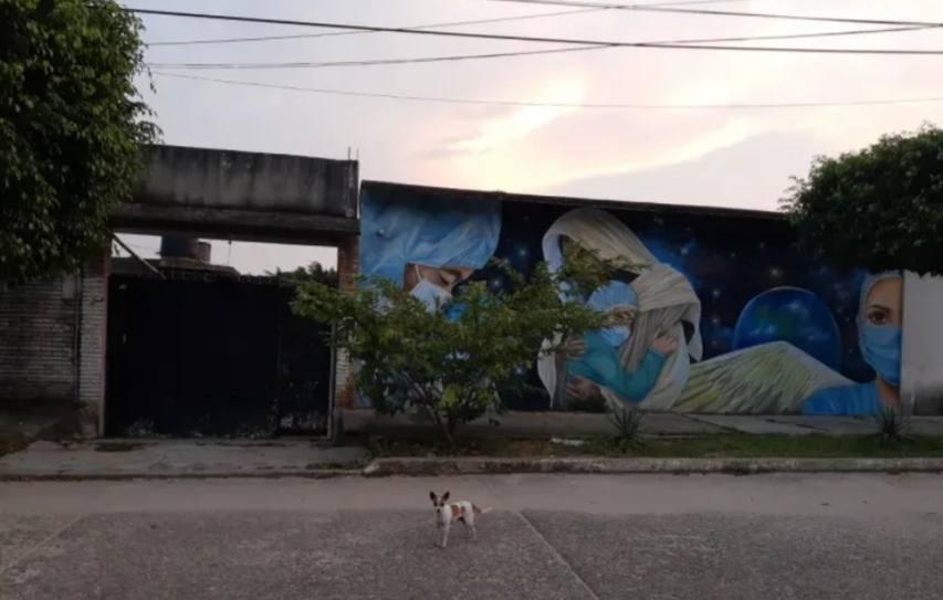 ENCUENTRAN FOSA CLANDESTINA DENTRO DE VIVIENDA