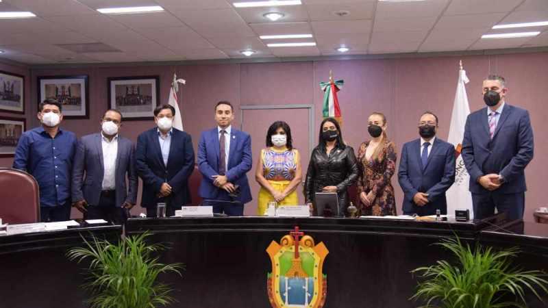 RESTITUYE CONGRESO PODERES EN MIXTLA DE ALTAMIRANO