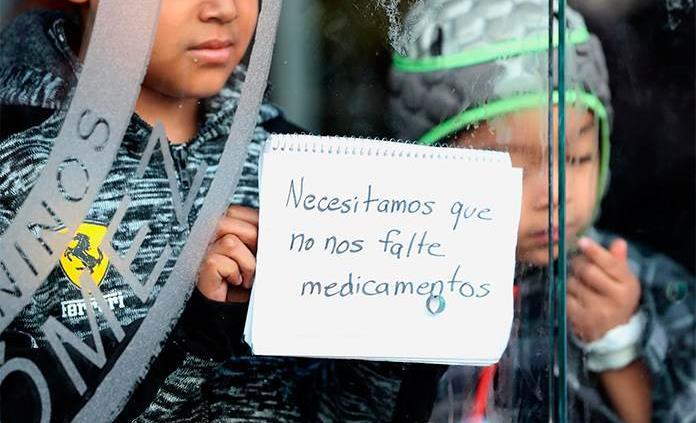 AUMENTA ESCASEZ DE MEDICAMENTOS CONTRA EL CÁNCER EN MÉXICO, ALERTA ONG