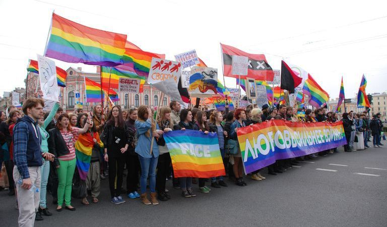 PUTIN CRÍTICA LOS AVANCES EN LOS DERECHOS DE HOMOSEXUALES Y LAS PERSONAS TRANSGÉNERO