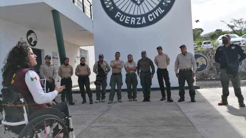 SSP CREA PROTOCOLO DE ACTUACIÓN POLICIAL PARA LA ATENCIÓN DE PERSONAS CON DISCAPACIDAD