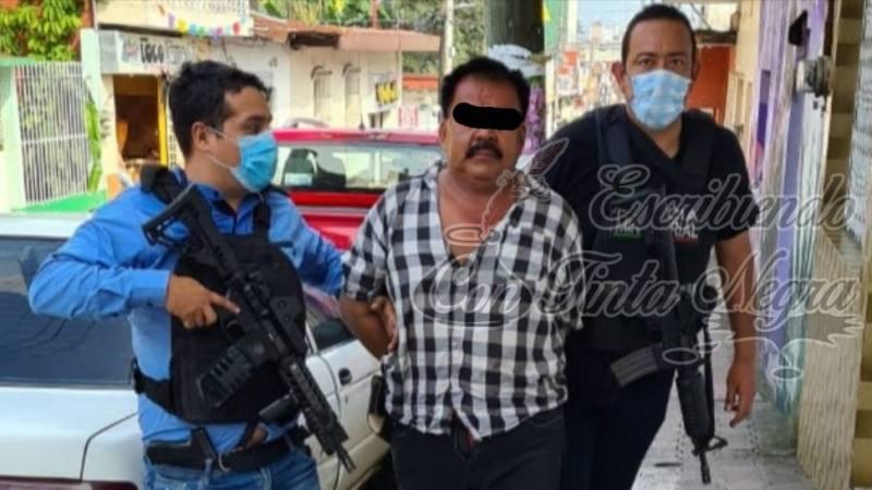 CAPTURAN A HOMICIDA DE COMAPA