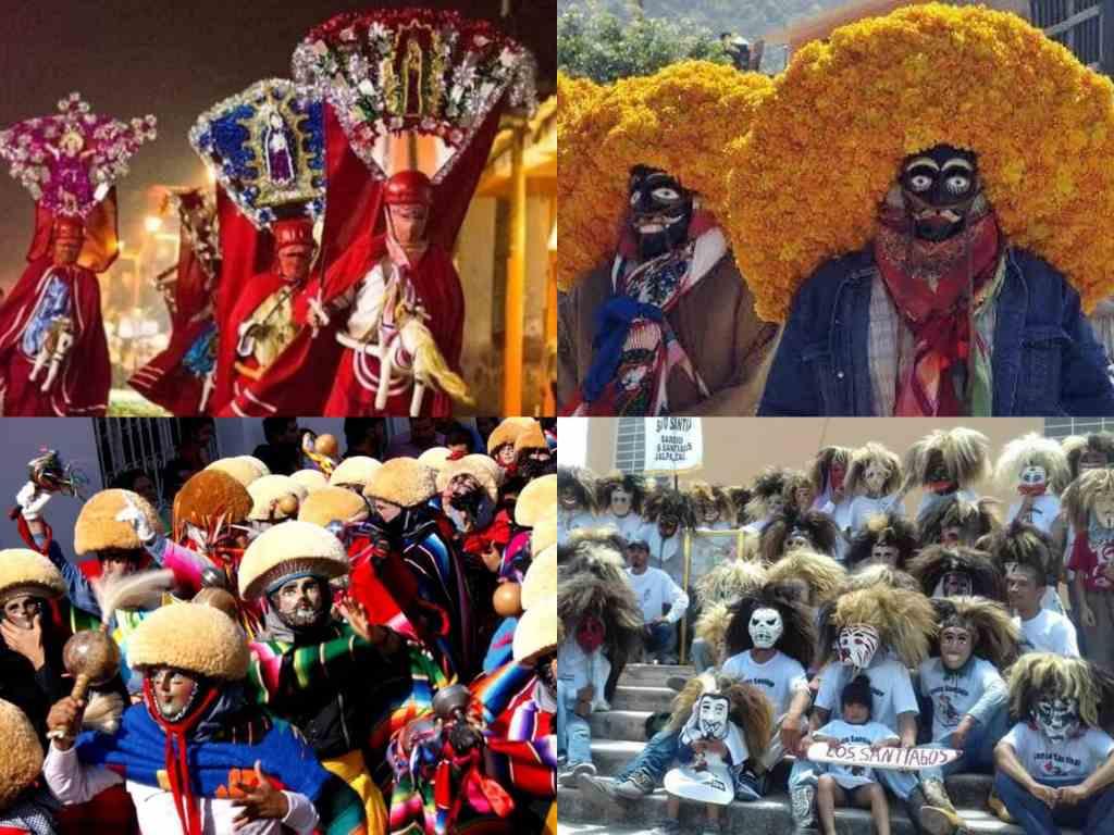 ALISTAN FESTIVAL NACIONAL DE MÁSCARAS DANZANTES