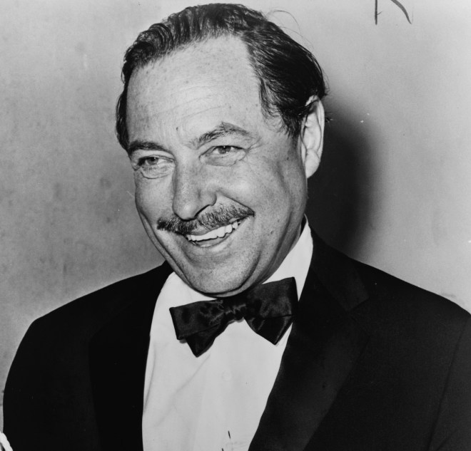 Tennessee Williams foto