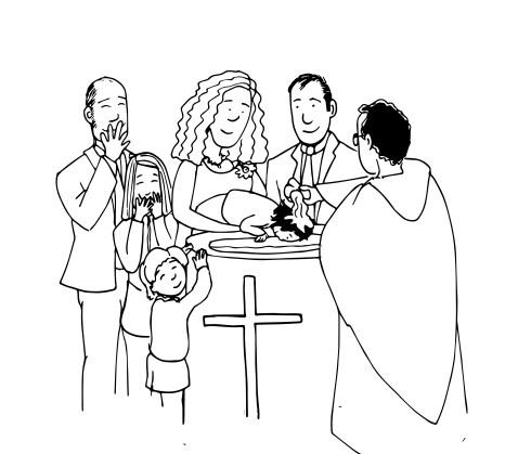 bautizo maria