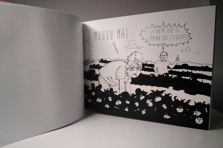 interior libro personalizado recuerdos