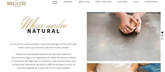 Storytelling de marca para Mos de Coc