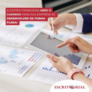 Banner Blog Escritorial A Gestao Financeira - Contabilidade em Uberlândia | Escritorial Contabilidade