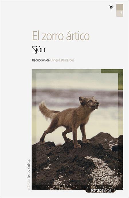 Novela surrelista El zorro artico