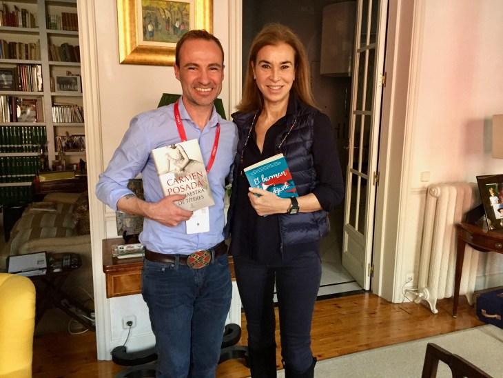 Carmen Posadas entrevista proyecto cultural La Contra Islandia