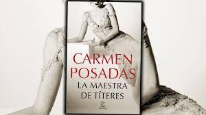 Último libro de Carmen Posadas
