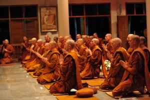 Canticos Budistas Wat Pah Nanachat