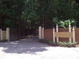 Contacto Wat Pah Nanachat - Apariencia actual de la entrada al monasterio