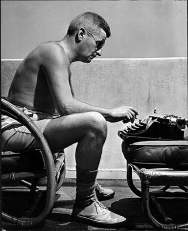 William Faulkner, 1940