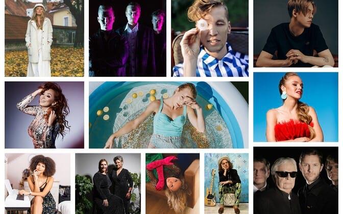 Eurovision Estonia: ERR unveils twelve more Eesti Laul 2021 semifinalists!  - ESCToday.com