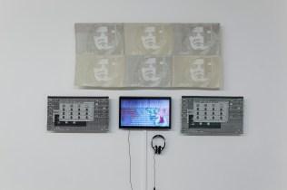 riesa efau Kultur Forum Dresden Motorenhalle - Eröffnung und Ausstellung Digital // Analog: Indifferenz Dresden, 22. 04. - 04. 07. 2015 Fotografie: Andreas Seeliger, Dresden