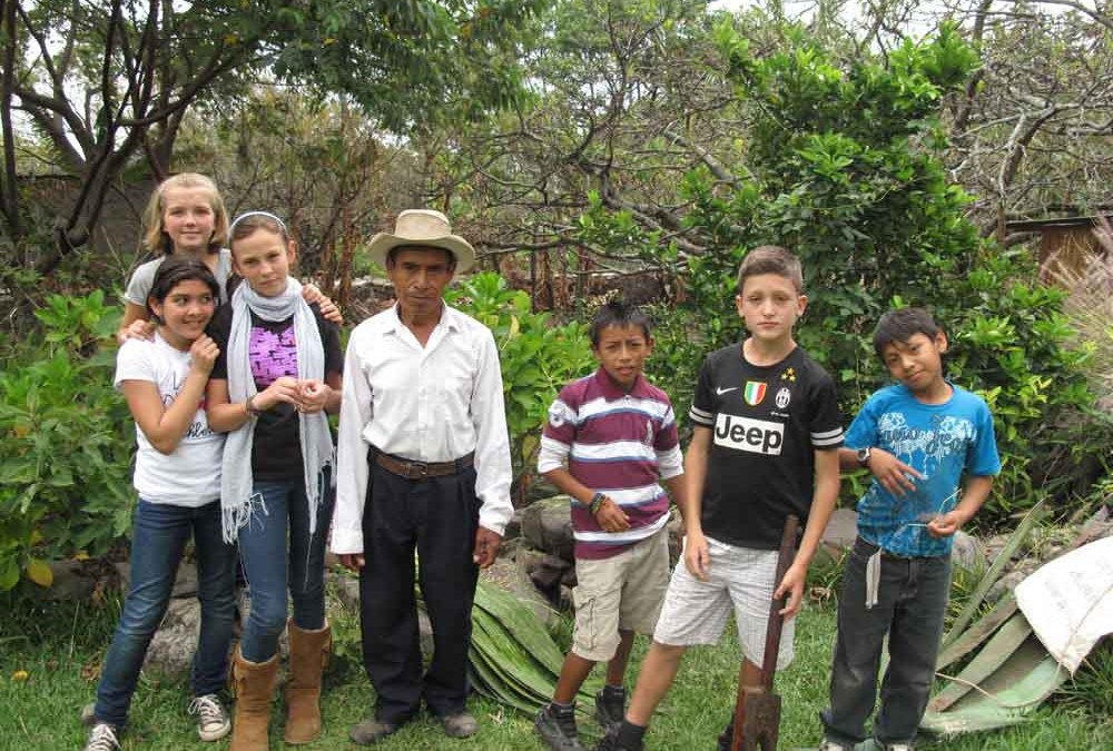 Learning about Maguey