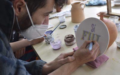 introducción a la cerámica desde tipografía