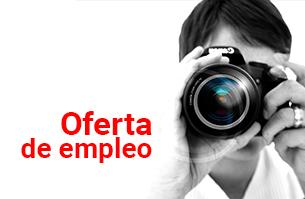 Oferta de empleo para fotógrafos en toledo