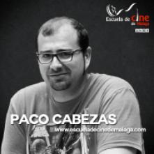 Paco Cabezas (Sevilla, 1978) es un guionista y director de cine español. Tras algunos proyectos underground, su carrera como director empezó a los 22 años, con el cortometraje Carne de neón. Aunque llevaba años desarrollando su labor creativa como guionista, su opera prima, Aparecidos, un thriller que mezcla terror y drama social, no vio la luz hasta el año 2007. Su segundo largometraje, Carne de neón, se estrenó en España el 21 de enero de 2011. Actualmente vive en Los Ángeles, donde trabaja como director y guionista. Sus últimos trabajos son Tokarev, protagonizada por Nicolas Cage, y Mr. Right, que él mismo escribe y dirige.
