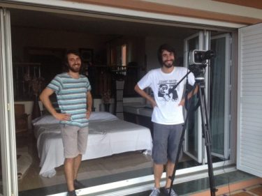Rodaje STYX Maricielo pajares alumnos escuela cine malaga francis garcía daniel parra (4)