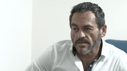 actor antonio molero escuela de cine de malaga abuelito dime tu cortometraje