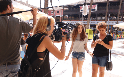 Éste es el equipo técnico del cortometraje 4k 'Te Elijo a Ti', ¡estreno online mañana!