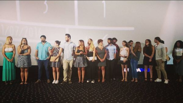 curso cine 4k entrega diplomas