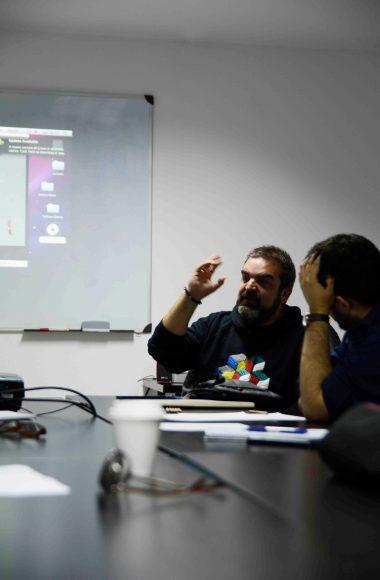 escuela de cine de malaga produccion Gervasio Iglesias productor curso master