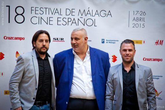 ezekiel montes director productor profesor escuela de cine de malaga curso cine 4k junto a phillipe martinez